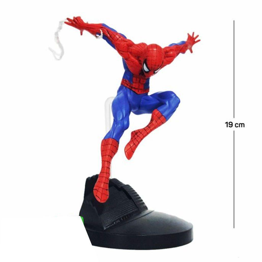Action Figure Homem Aranha 19cm