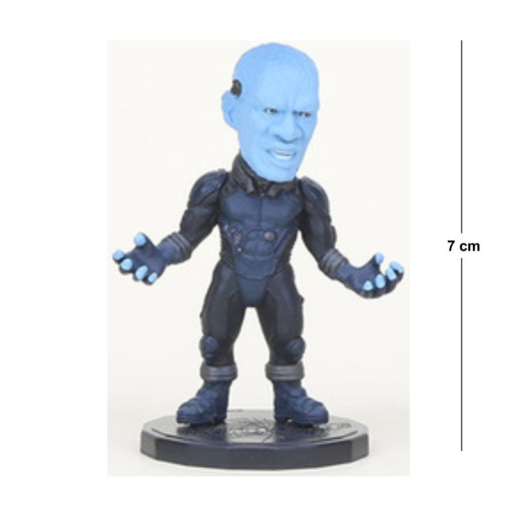 Action Figure Homem Aranha Electro 7CM PVC