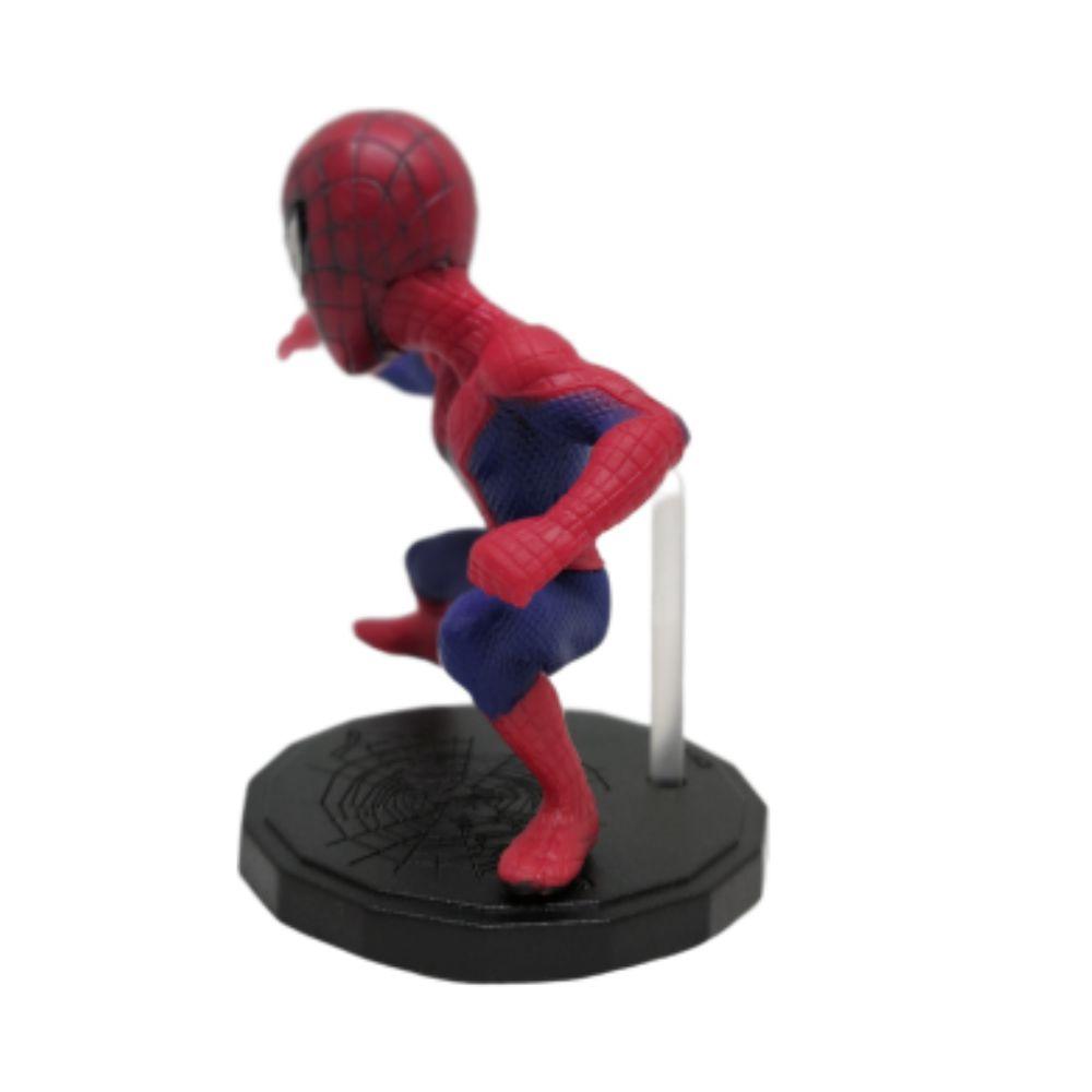 Figure Homem Aranha - Marve Homem Aranhal - 7CM