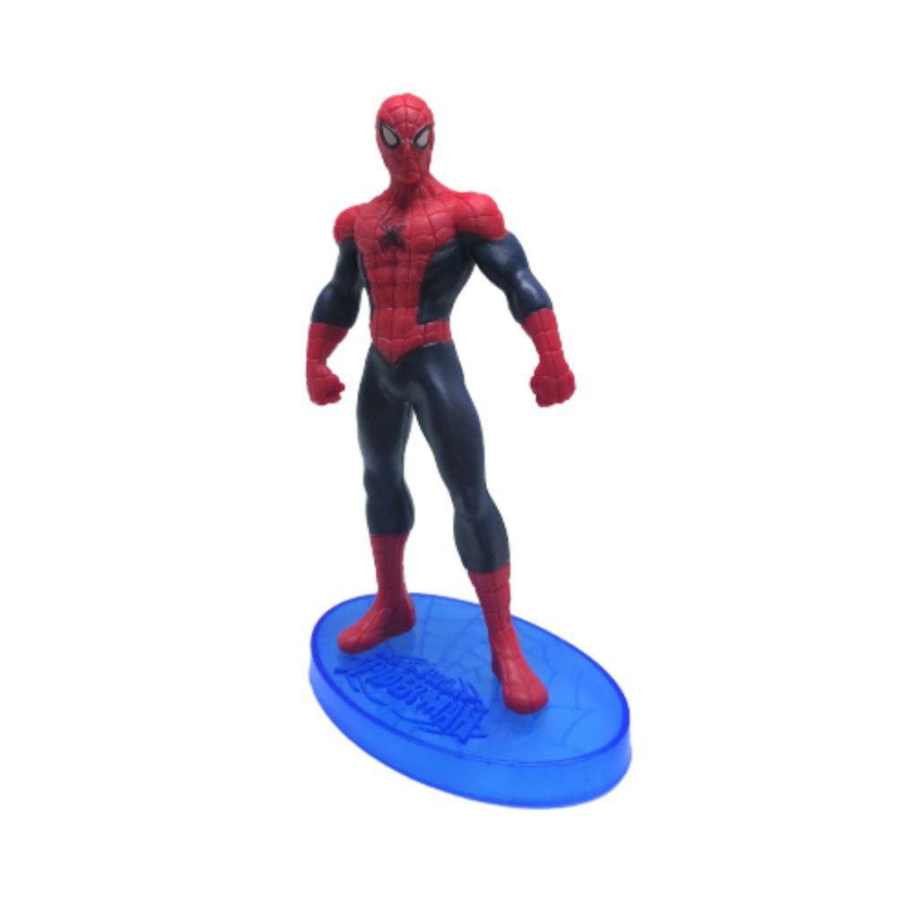 Figure Homem Aranha - Marvel Ultimate Spider Man - 8CM
