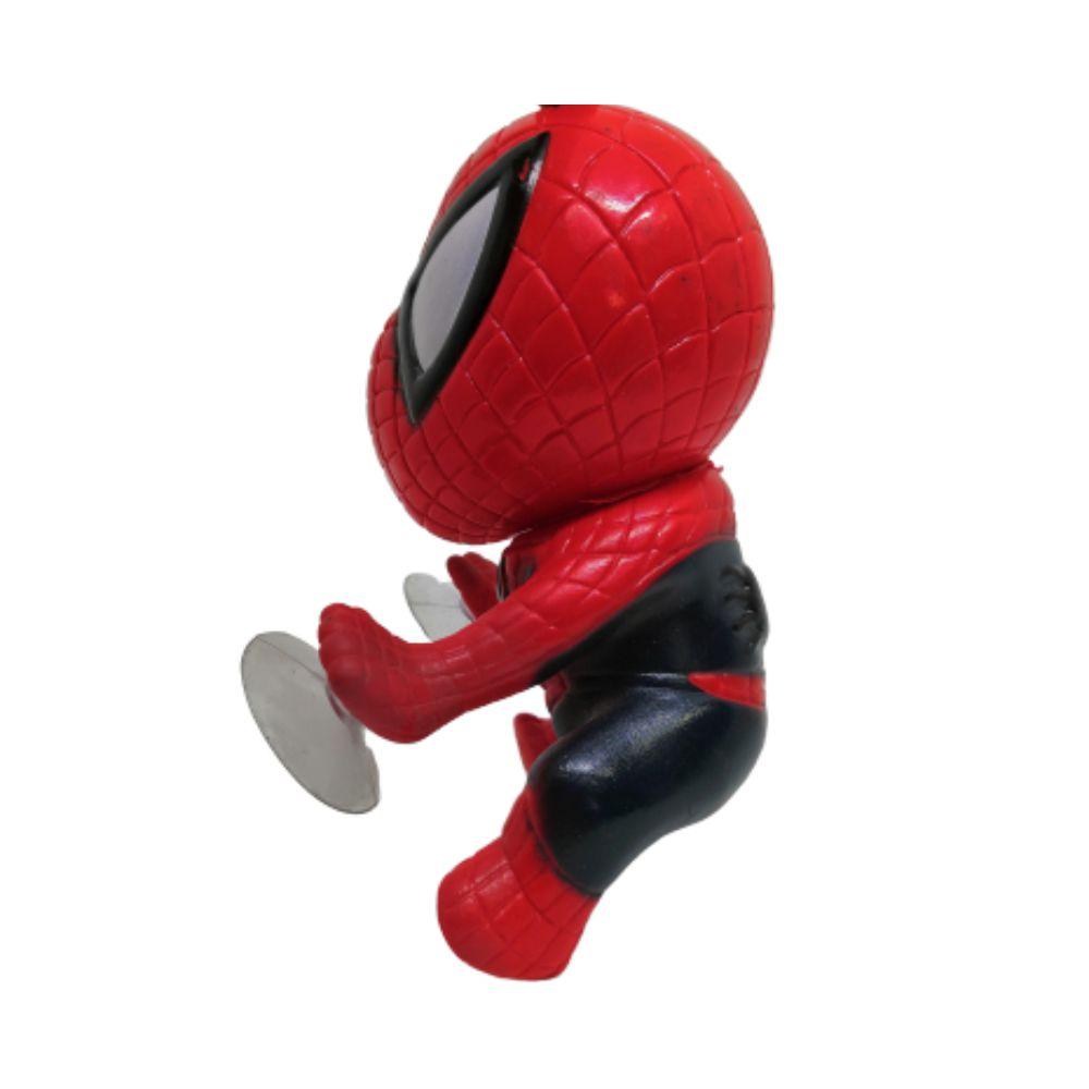 Action Figure Homem Aranha Ventosa 13cm