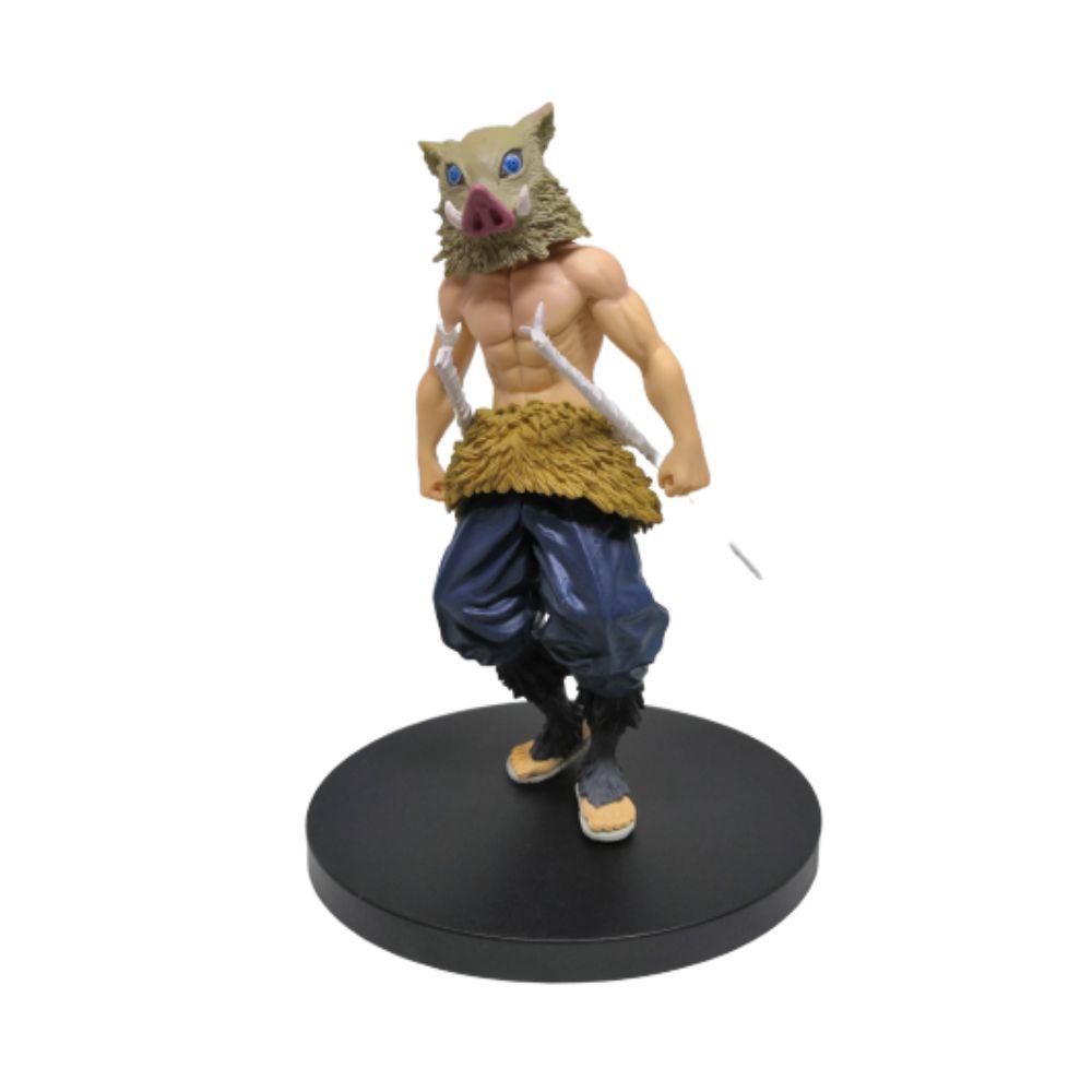 Figure Inosuke - Demon Slayer - 14CM