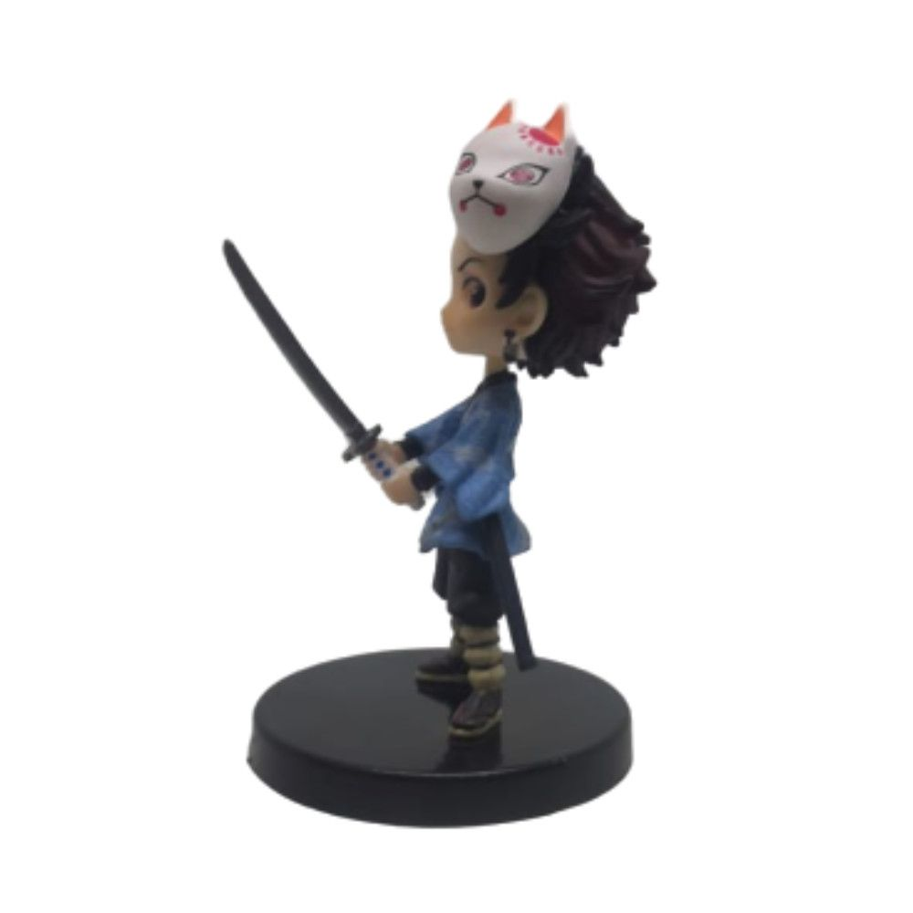 Figure Tanjiro - Demon Slayer - 4CM