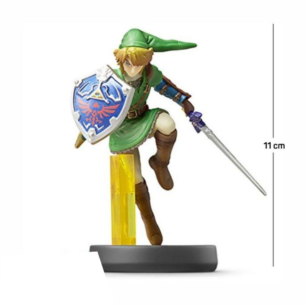 Action Figure Link The Legend of Zelda 11cm