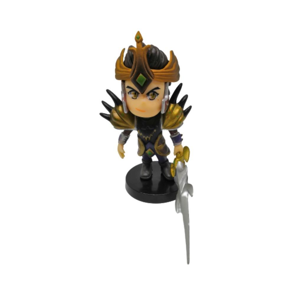 Action Figure LOL League of Legends Jarvan IV - 7cm