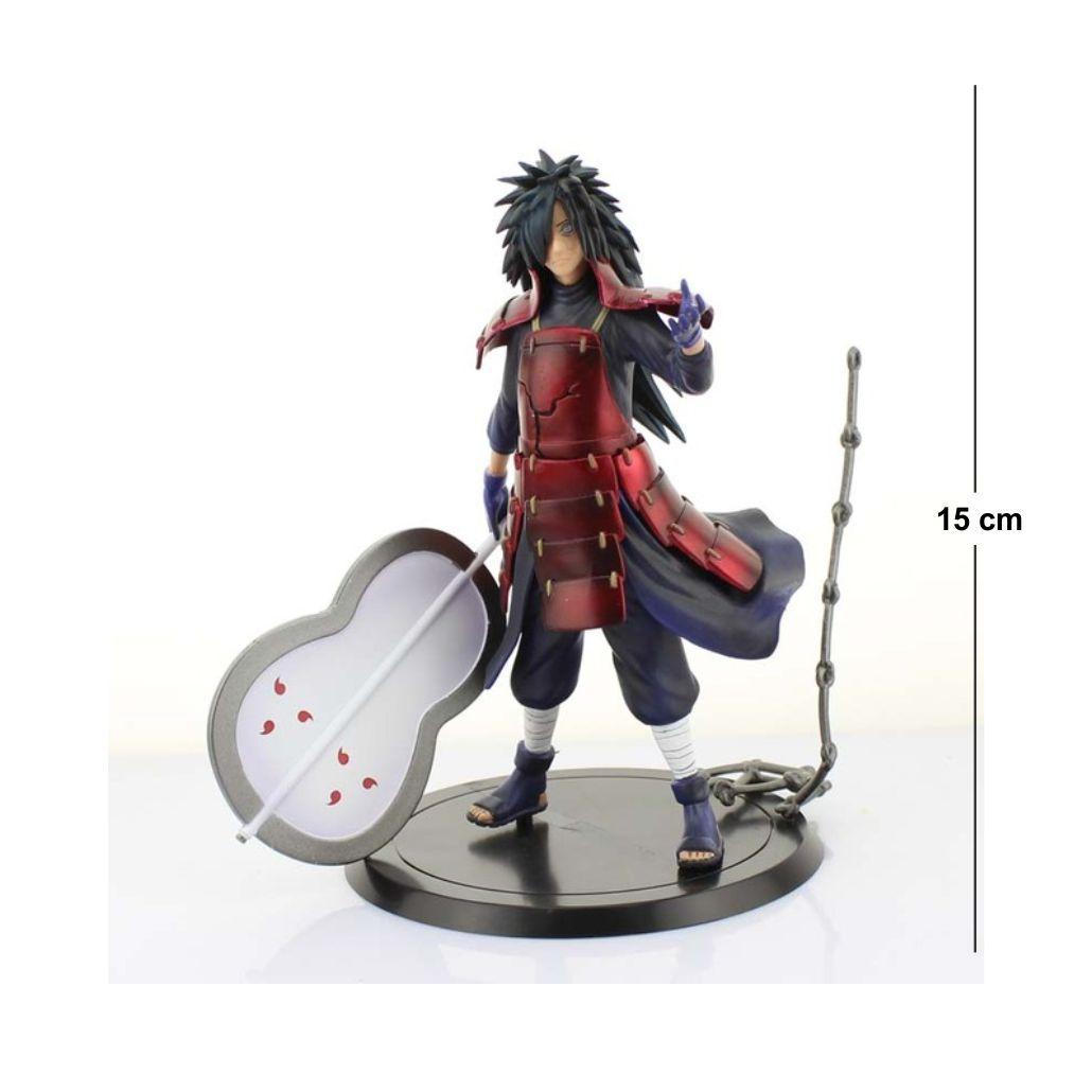 Action Figure Naruto Madara - 16cm