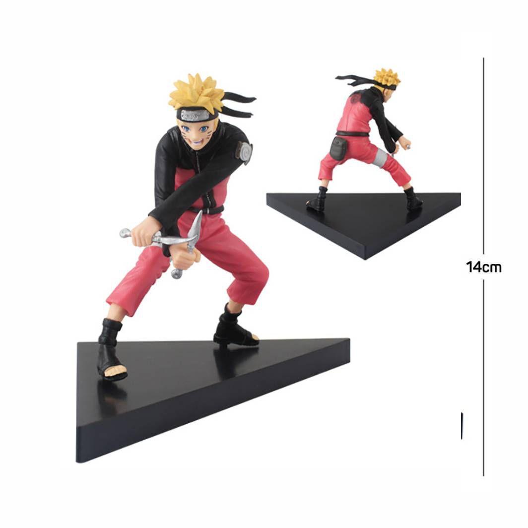 Action Figure Naruto  14CM PVC