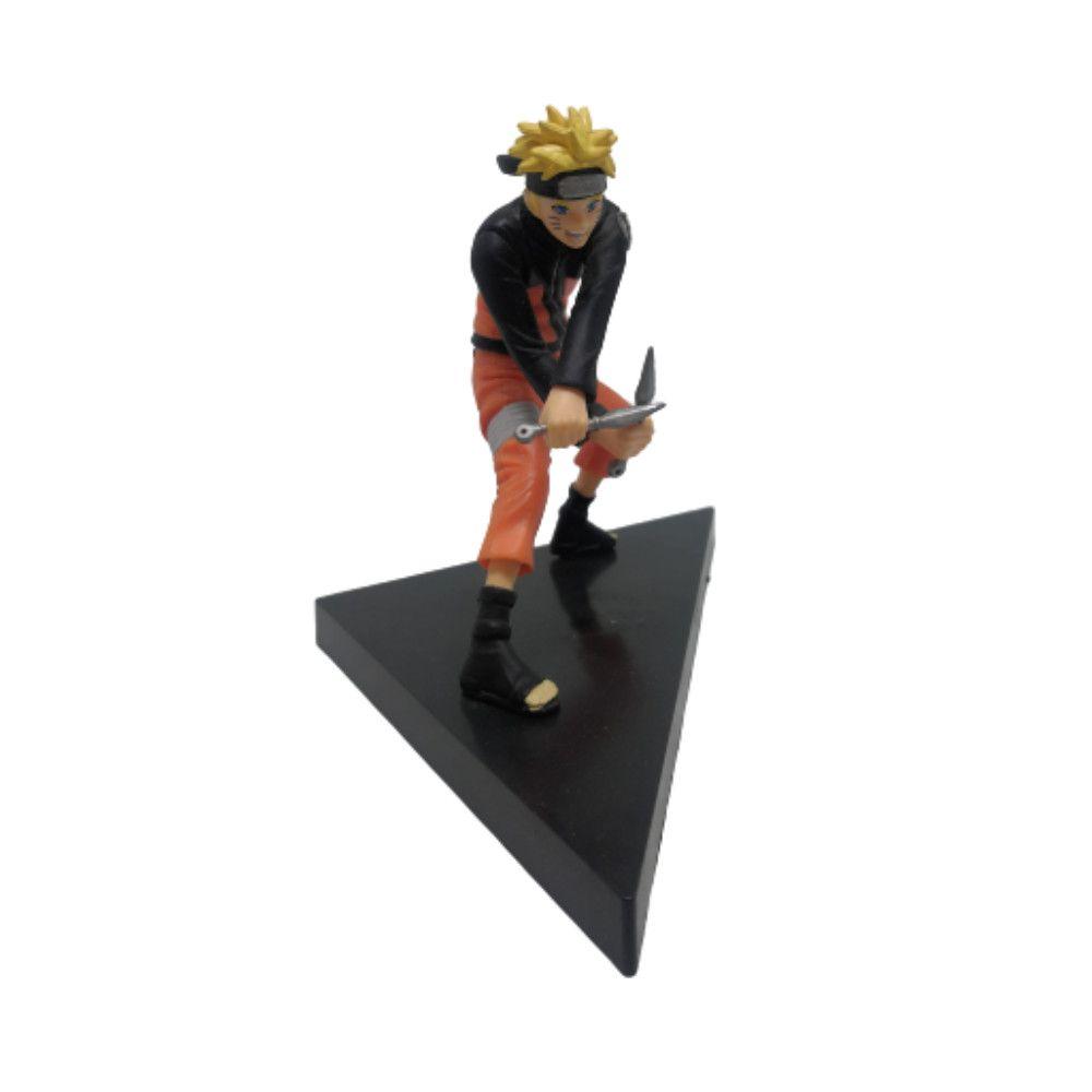 Figure Naruto Uzumaki - Naruto Shippuden - 12CM