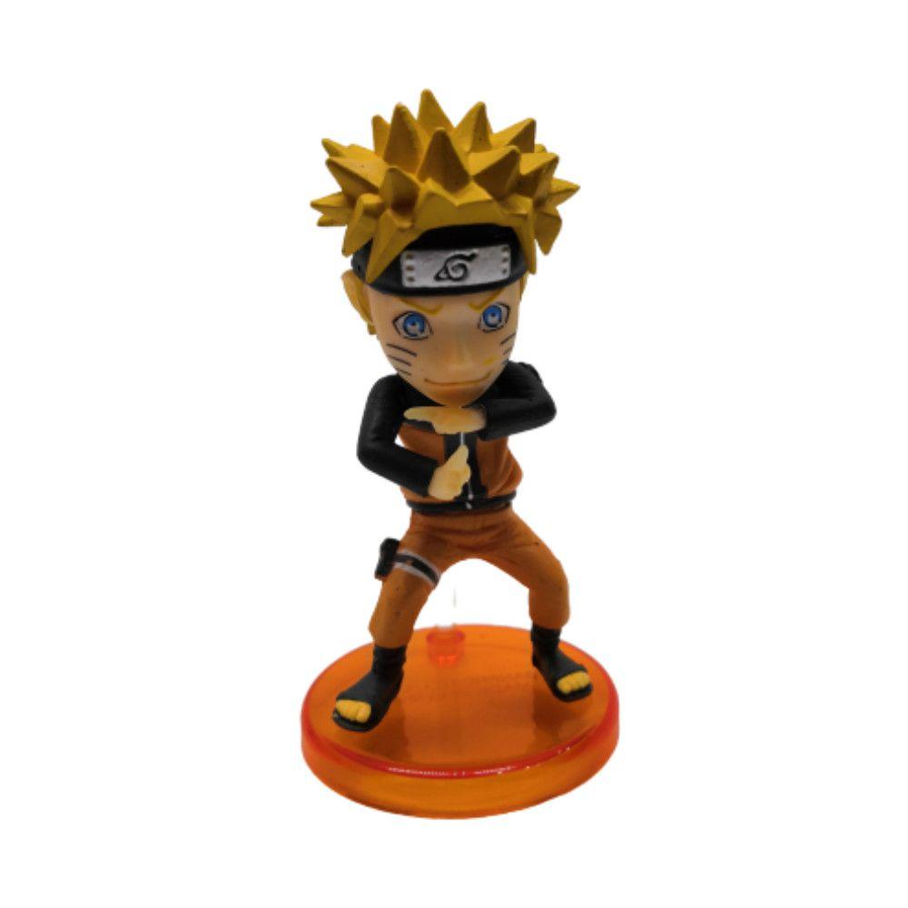 Figure Naruto Uzumaki - Naruto Shippuden - 7CM
