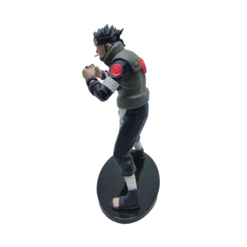 Figure Asuma Sarutobi - Naruto Shippuden - 10CM