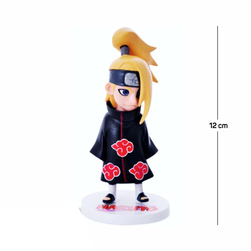 Action Figure Naruto Deidara 12CM PVC