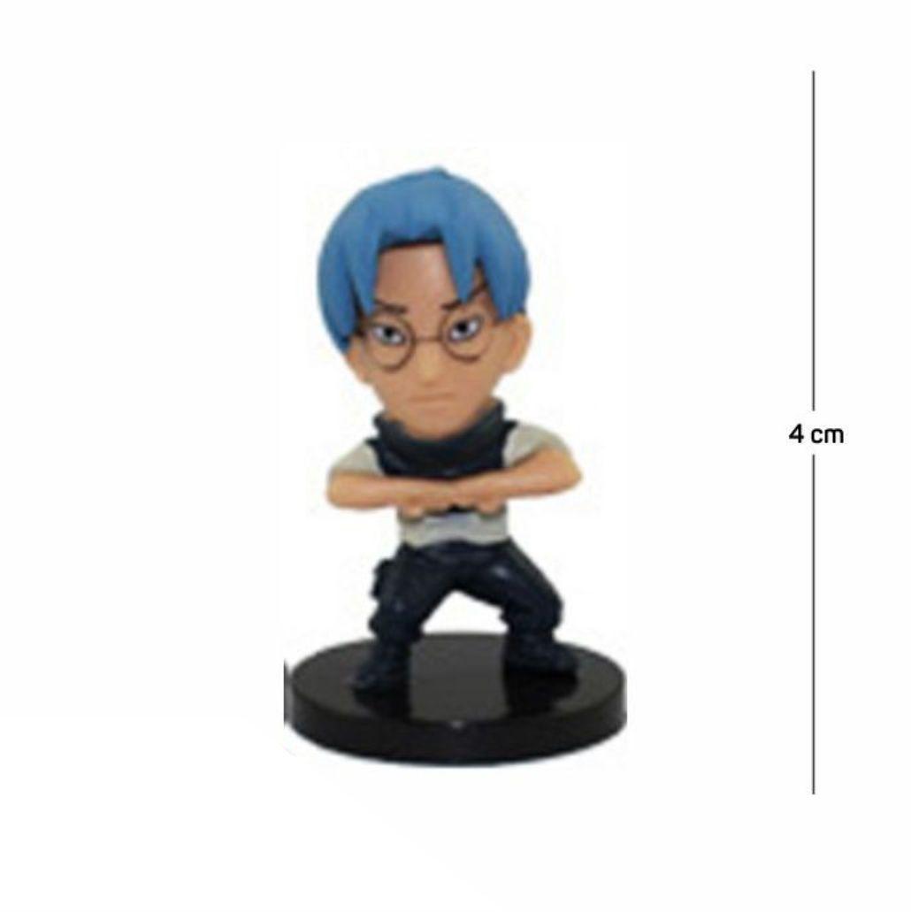 Action Figure Naruto Kabuto 4CM PVC