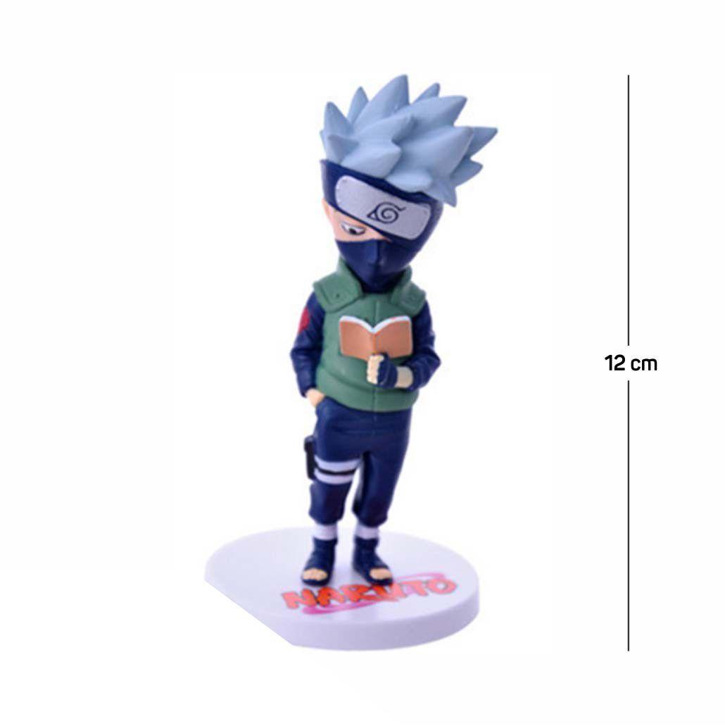 Action Figure Naruto Kakashi 12CM PVC