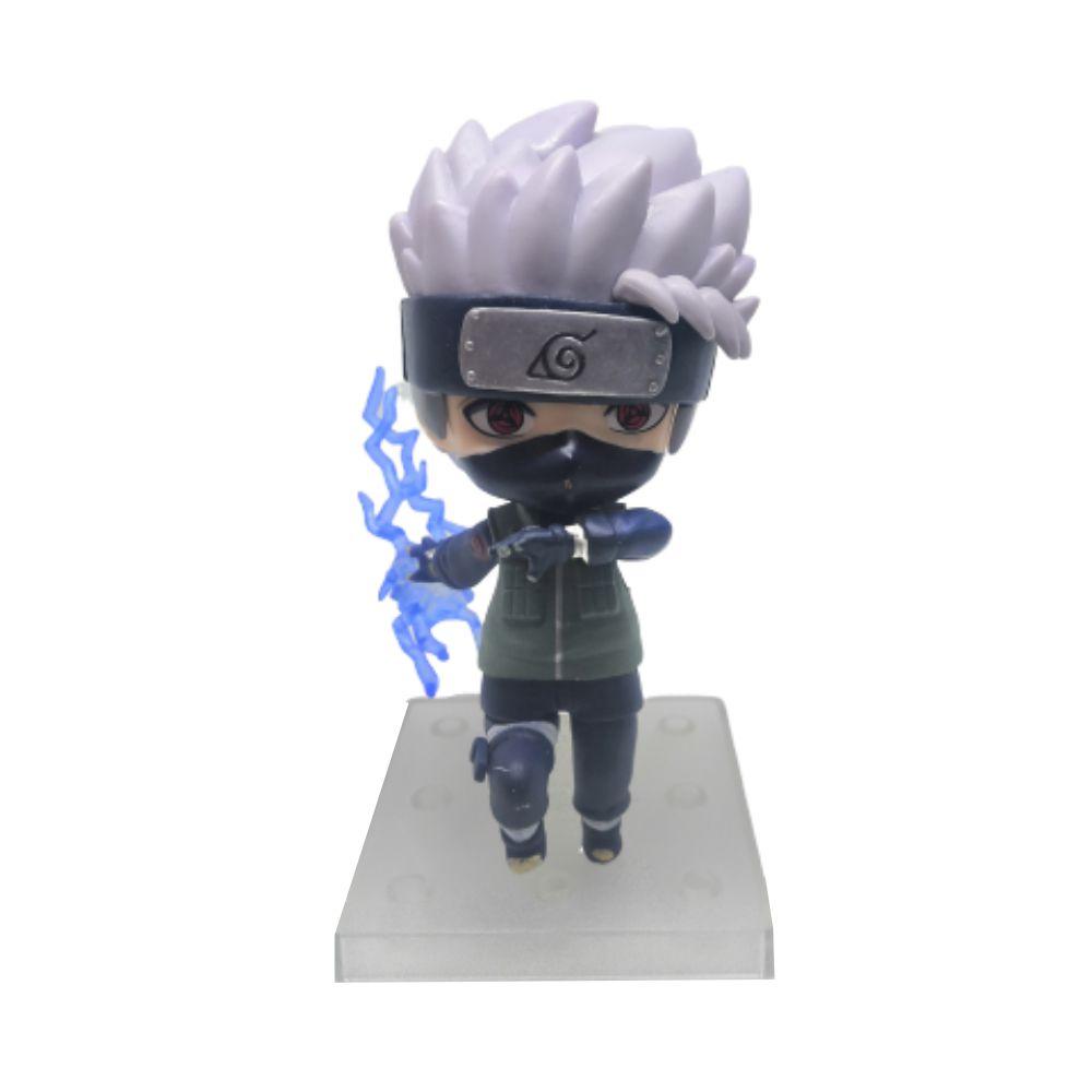 Figure Kakashi Hatake - Naruto Shippuden - 10CM