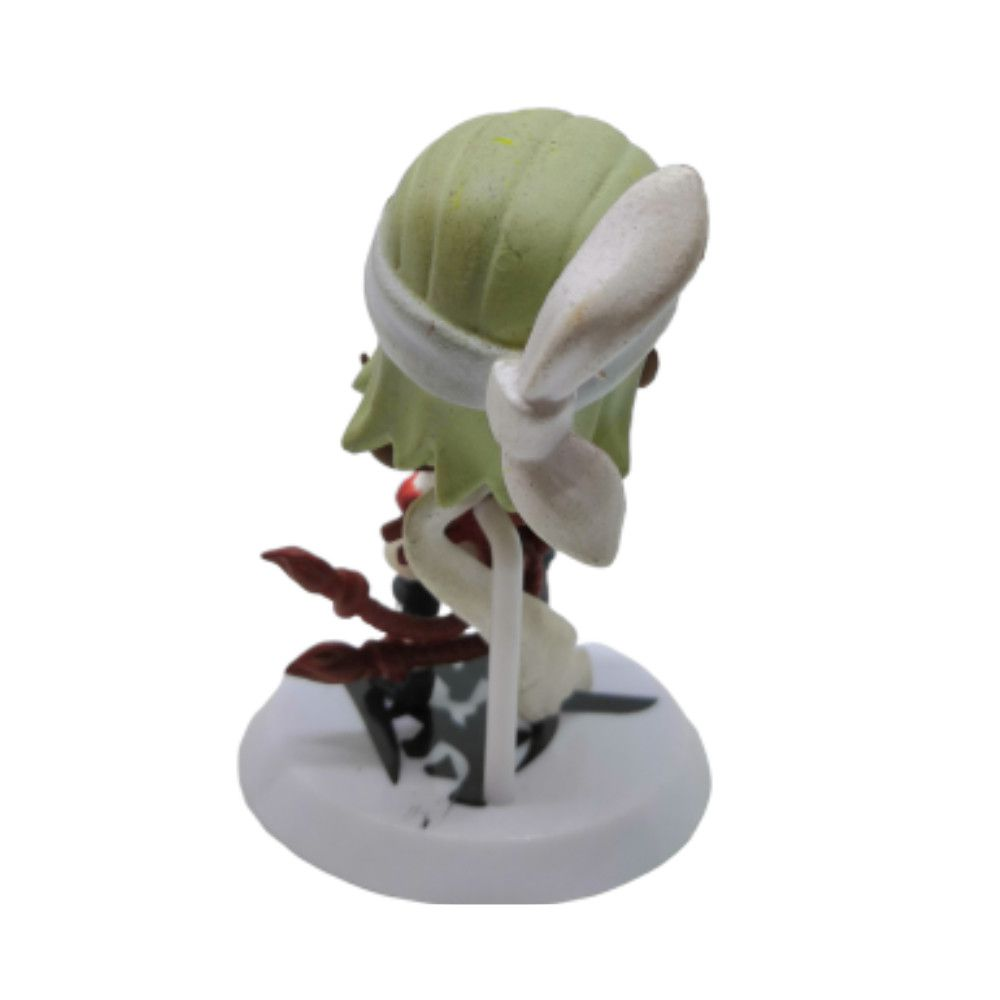 Action Figure Naruto Killer B Shippuden 6CM PVC