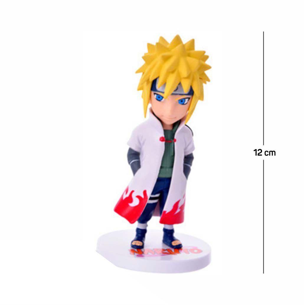 Action Figure Naruto Minato 12CM PVC