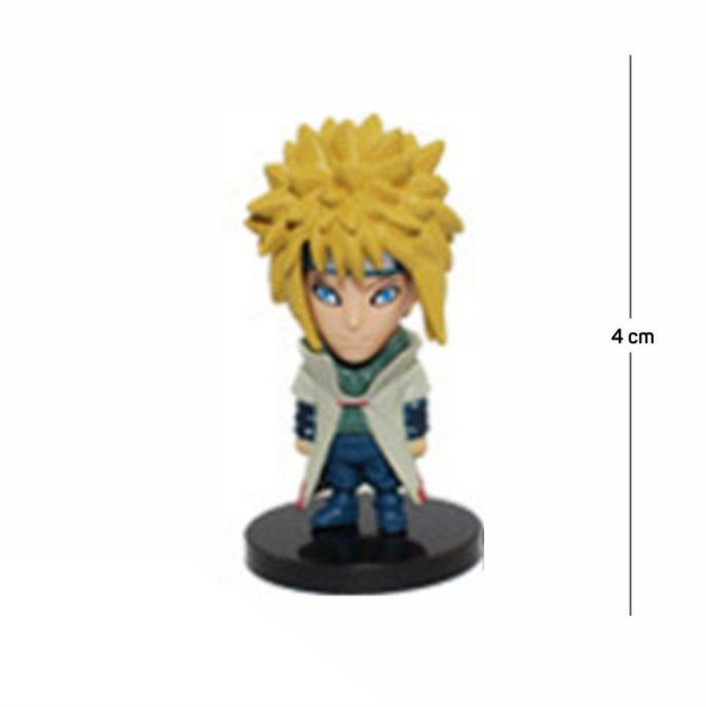 Action Figure Naruto Minato 4CM PVC