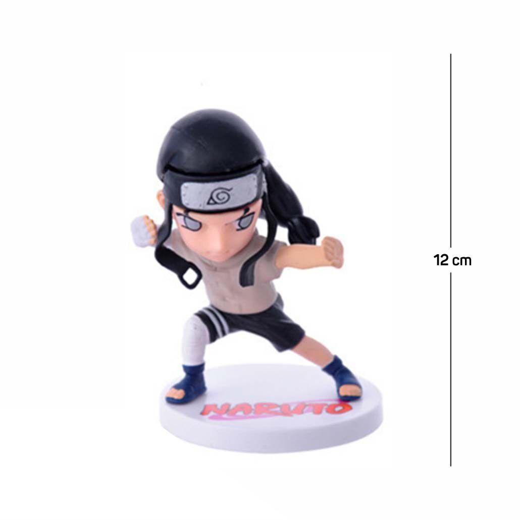Action Figure Naruto Neji 12CM PVC