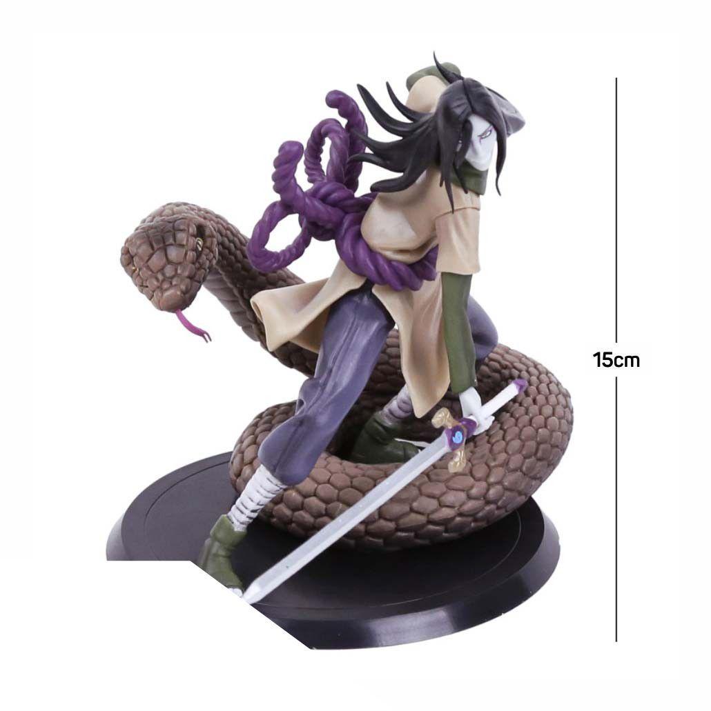 Action Figure Naruto Orochimaru 15CM PVC
