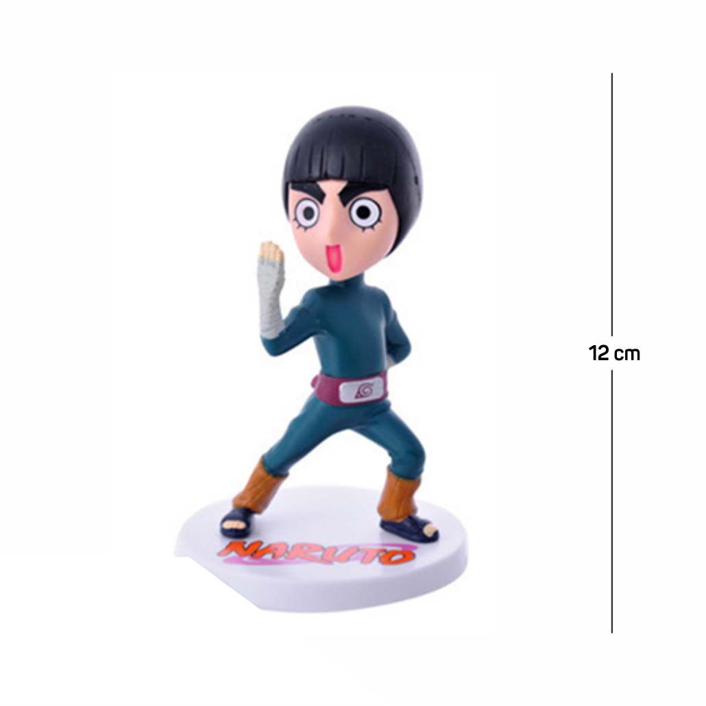 Action Figure Naruto Rock Lee 12CM PVC