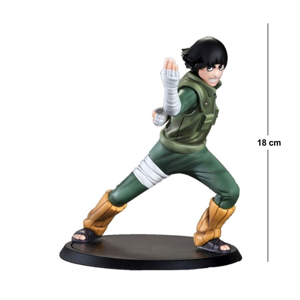 Action Figure Naruto Rock Lee 18CM PVC