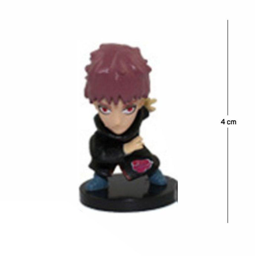 Action Figure Naruto Sasori 4CM PVC