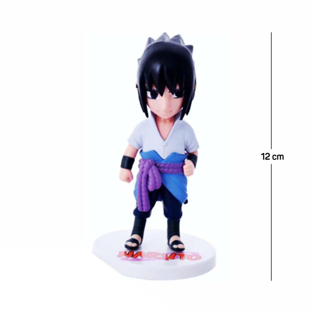 Action Figure Naruto Sasuke 12CM PVC