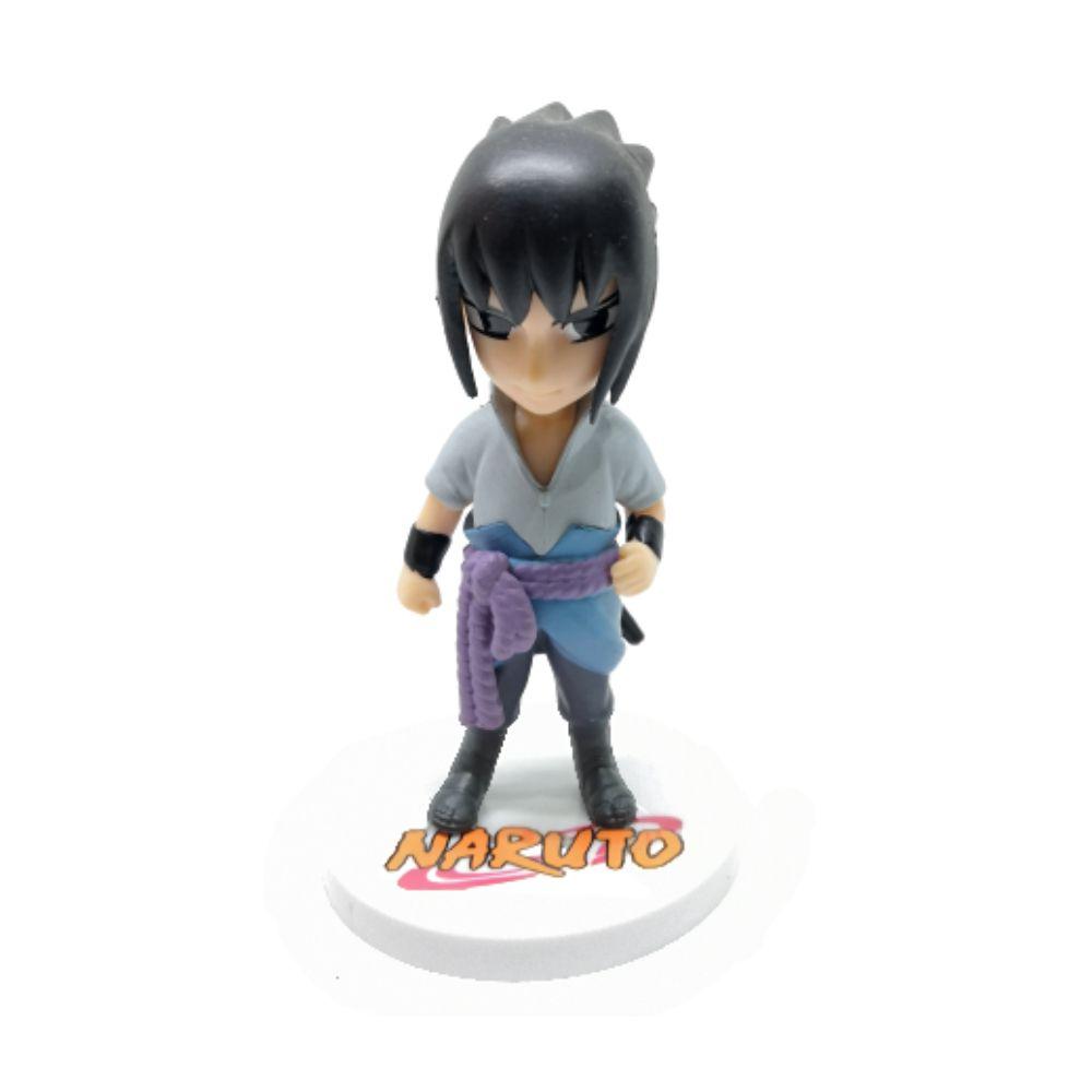 Figure Sasuke Uchiha - Naruto Shippuden - 12CM