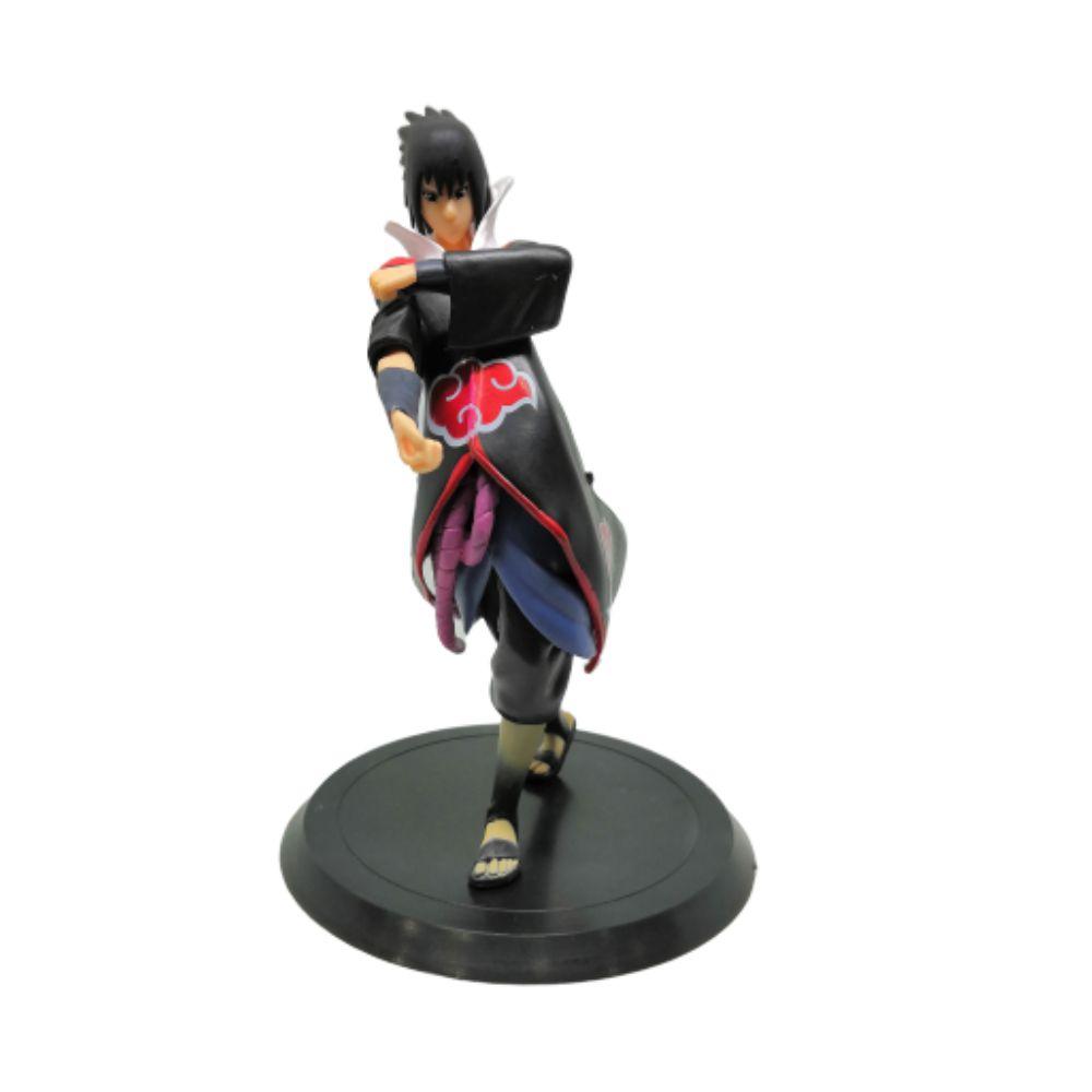 Figure Sasuke Uchiha - Naruto Shippuden - 16CM