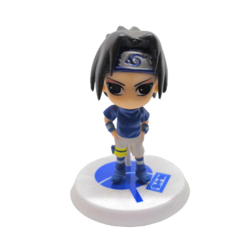 Action Figure Naruto Sasuke Classic 6CM PVC
