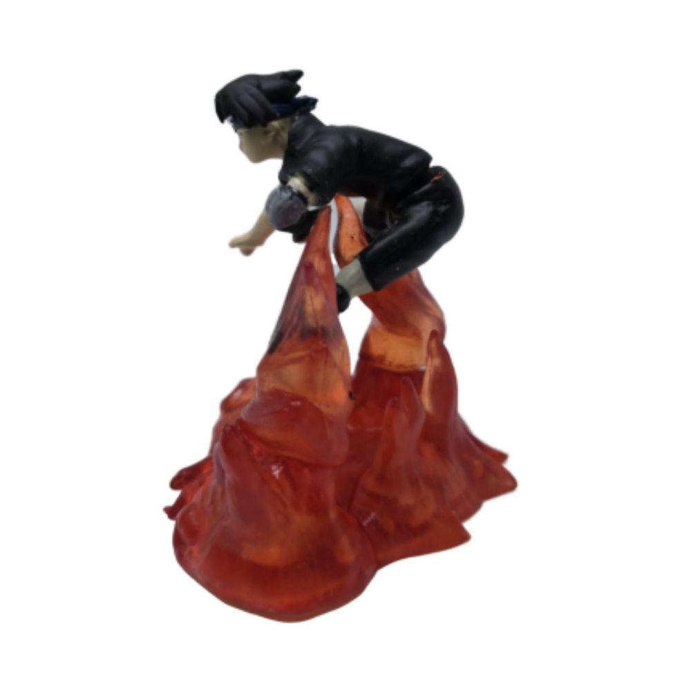 Figure Diorama Sasuke Uchiha - Naruto - 7CM