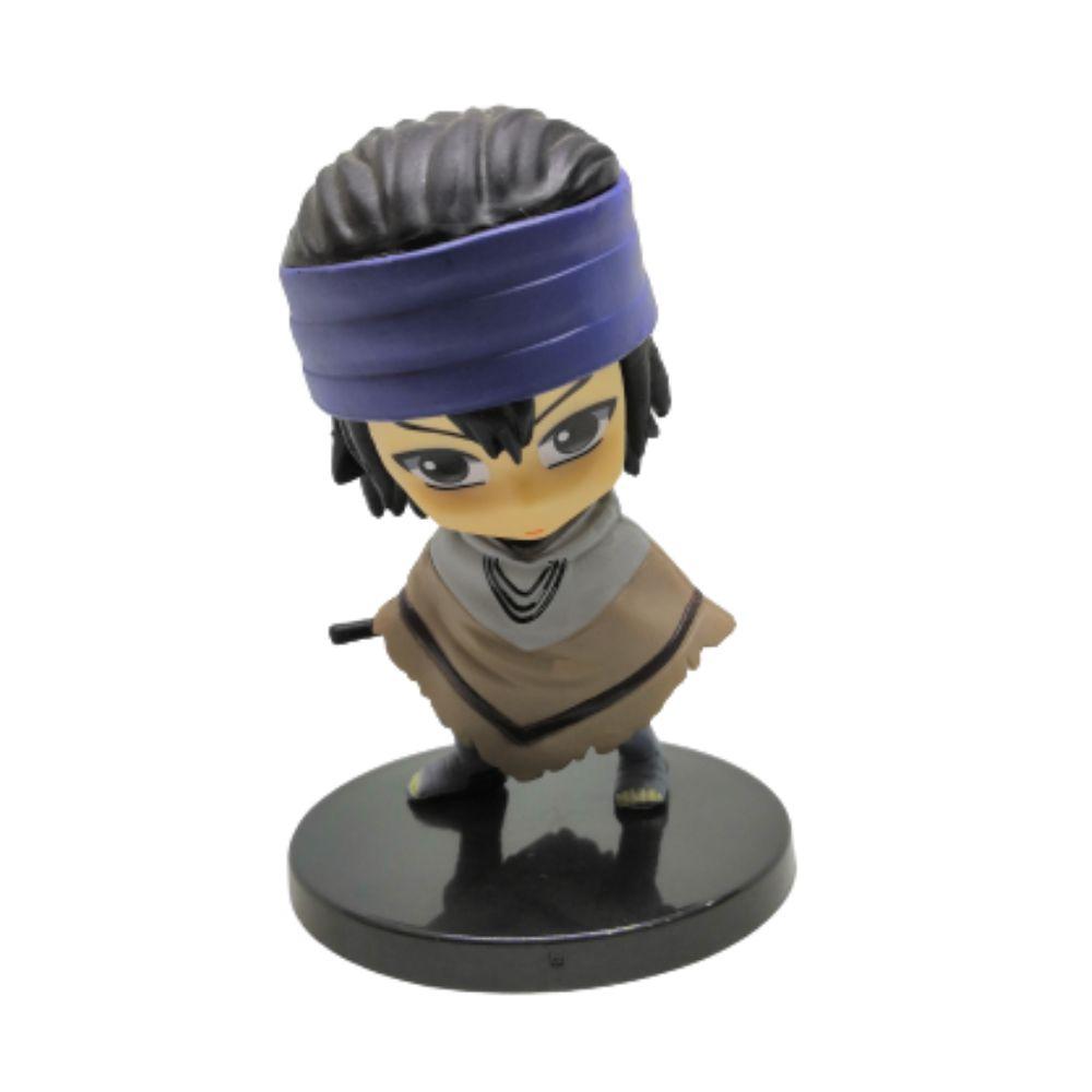 Figure Sasuke Uchiha - The Last: Naruto, O Filme - 12CM