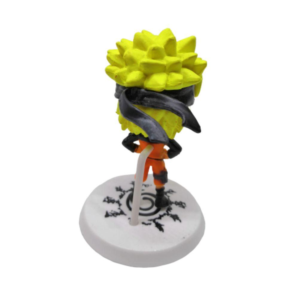 Action Figure Naruto Shippuden 6CM PVC