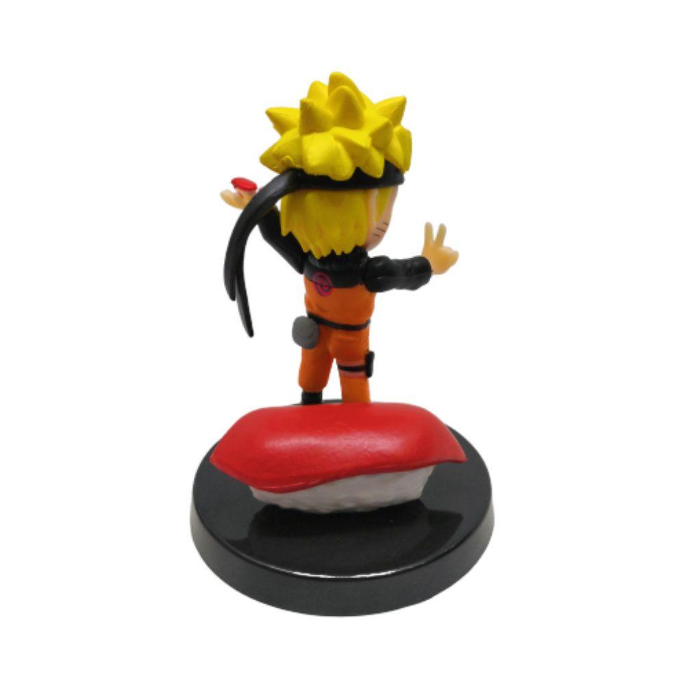 Figure Sushi Naruto Uzumaki - Naruto Shippuden - 7CM