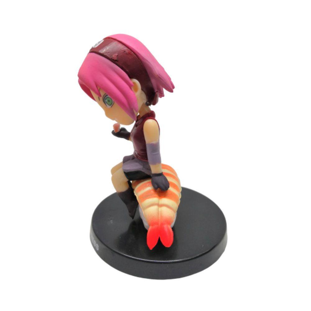 Figure Sushi Sakura Haruno - Naruto Shippuden - 7CM