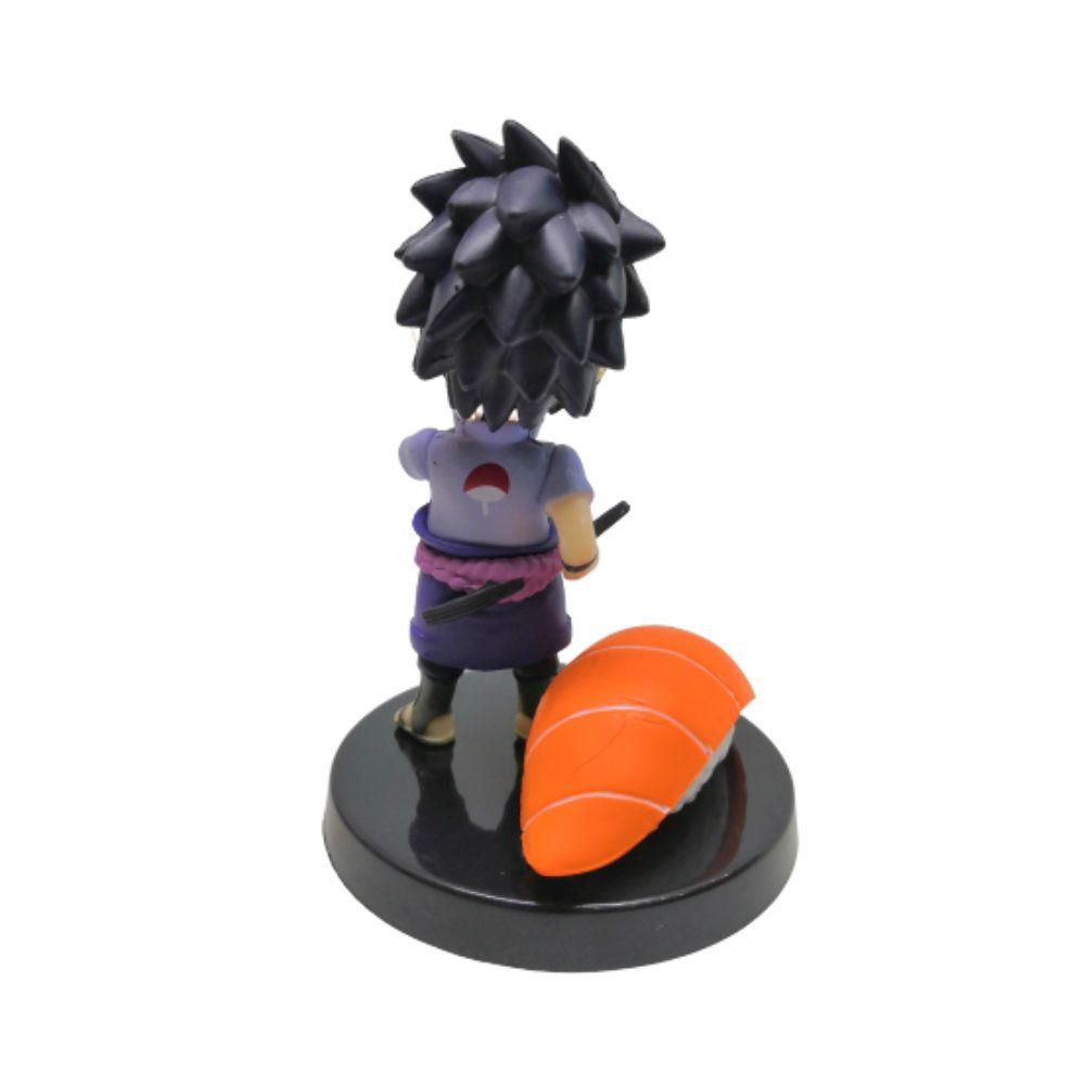 Figure Sushi Sasuke Uchiha - Naruto Shippuden - 7CM