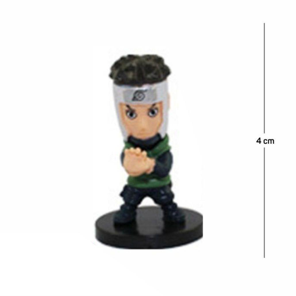 Action Figure Naruto Yamato 4CM PVC