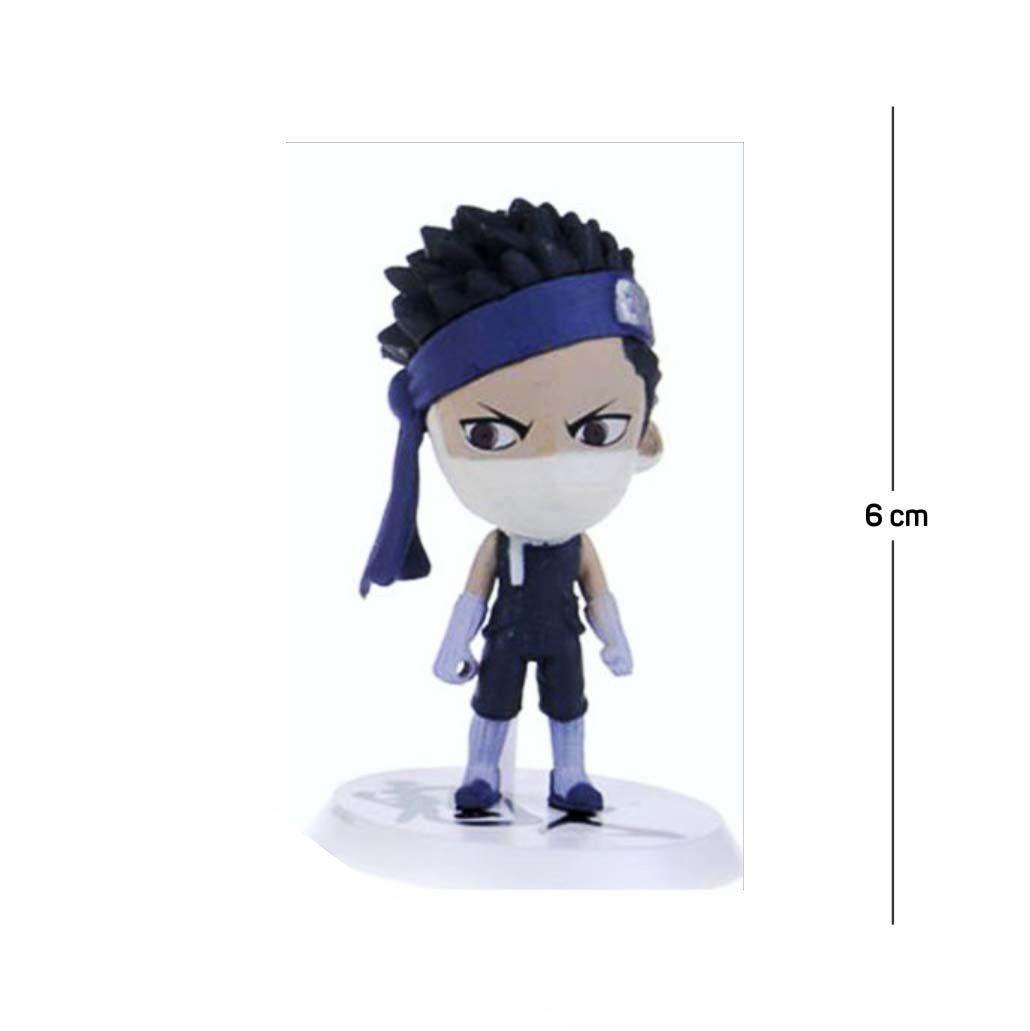 Action Figure Naruto Zabuza Classic 6CM PVC