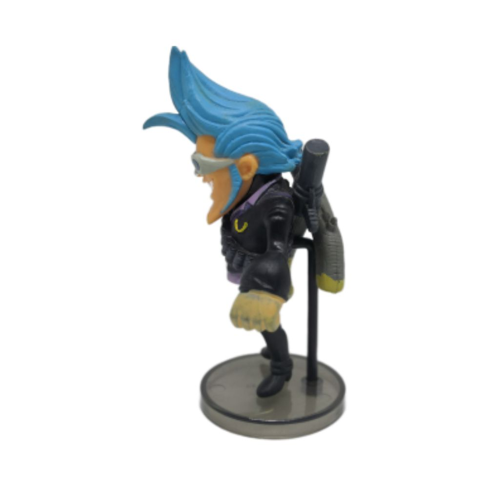 Figure Franky - One Piece - 6CM