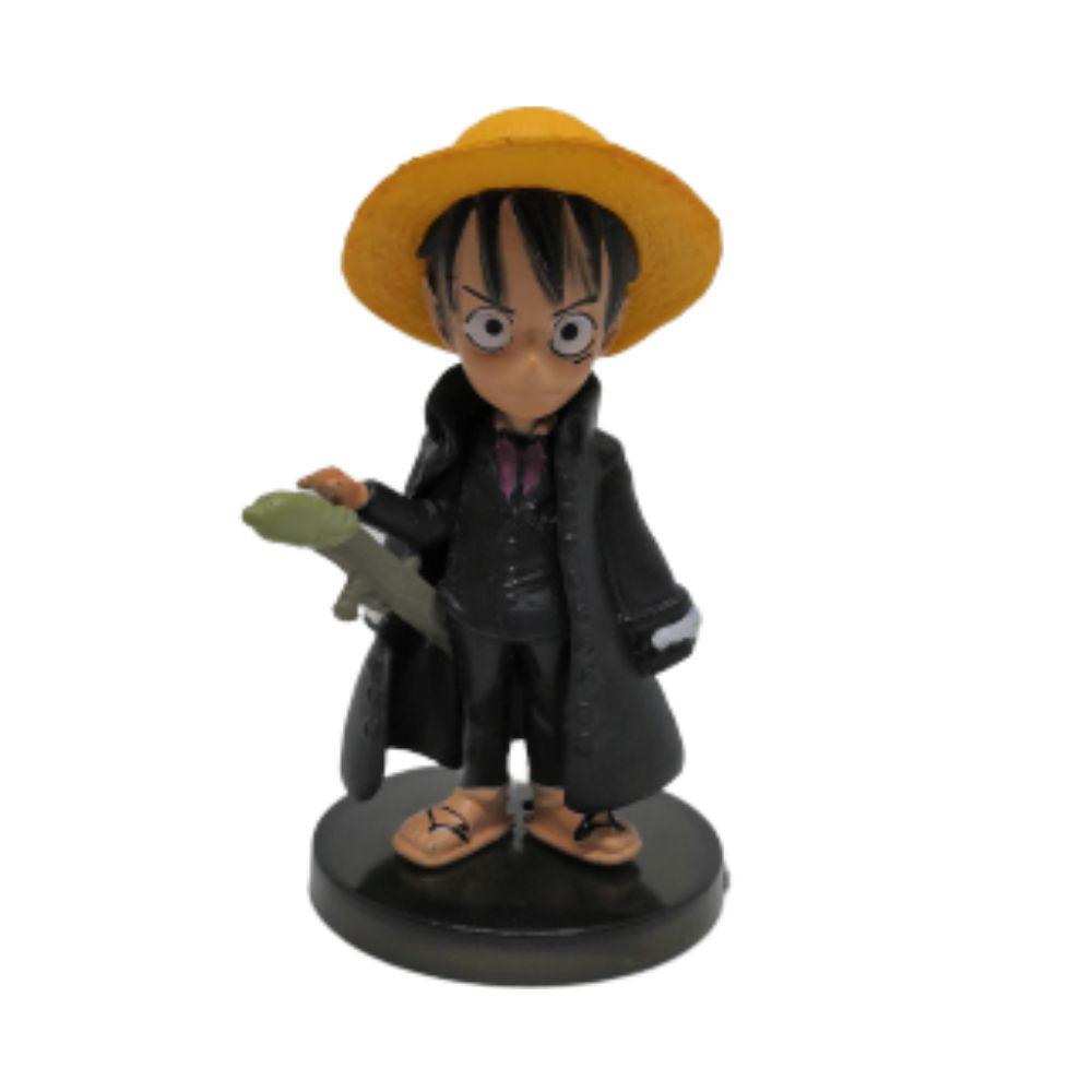 Figure Luffy - One Piece - 6CM