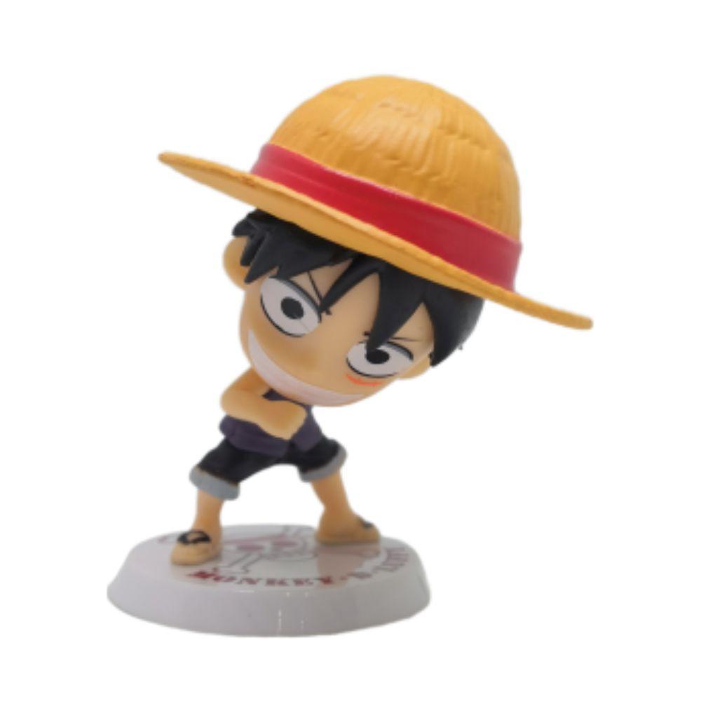 Figure Luffy - One Piece - 9CM