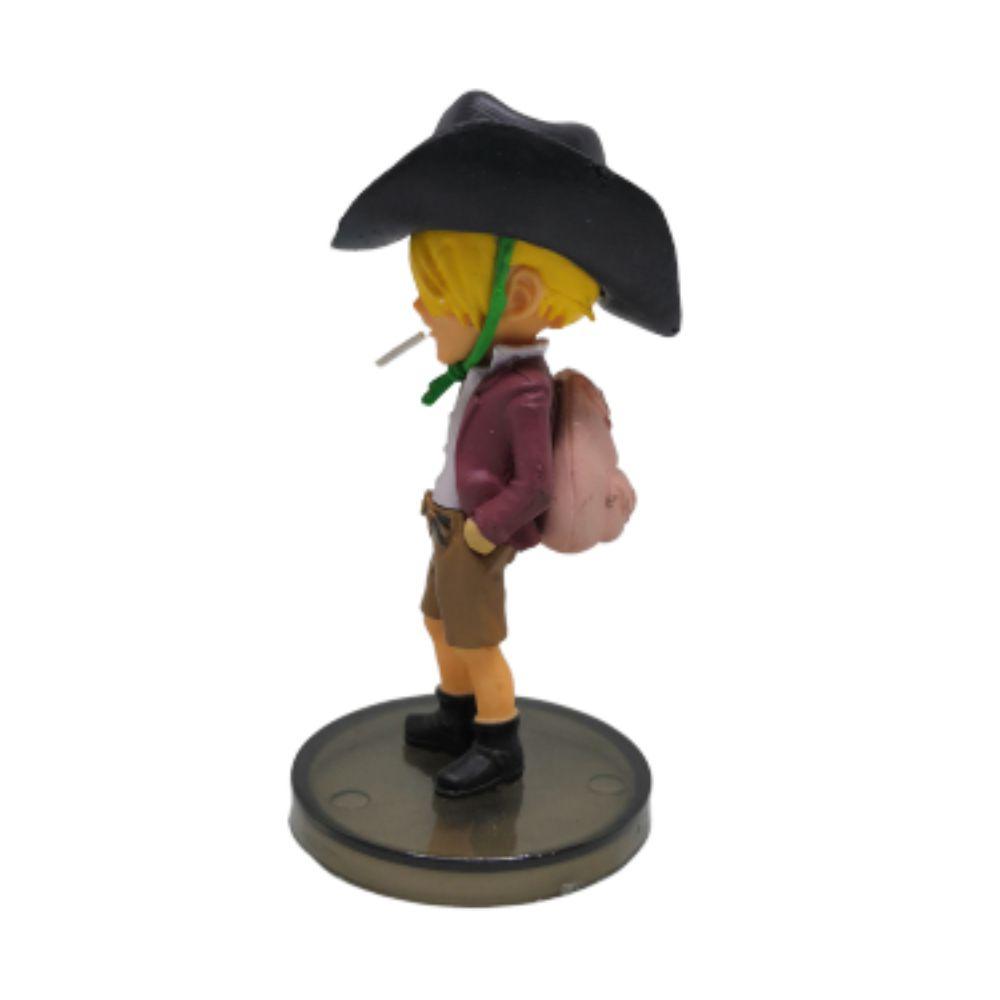 Figure Sanji - One Piece - 6CM