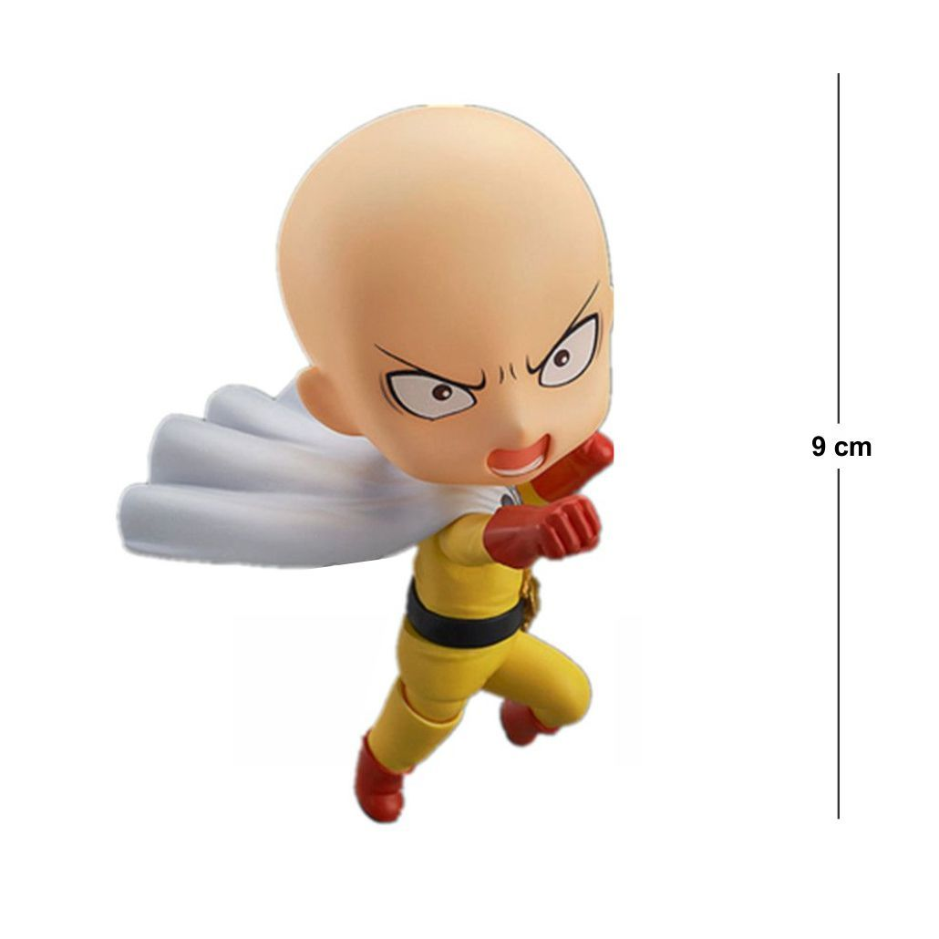 Action Figure One Punch Man Saitama 1 9cm
