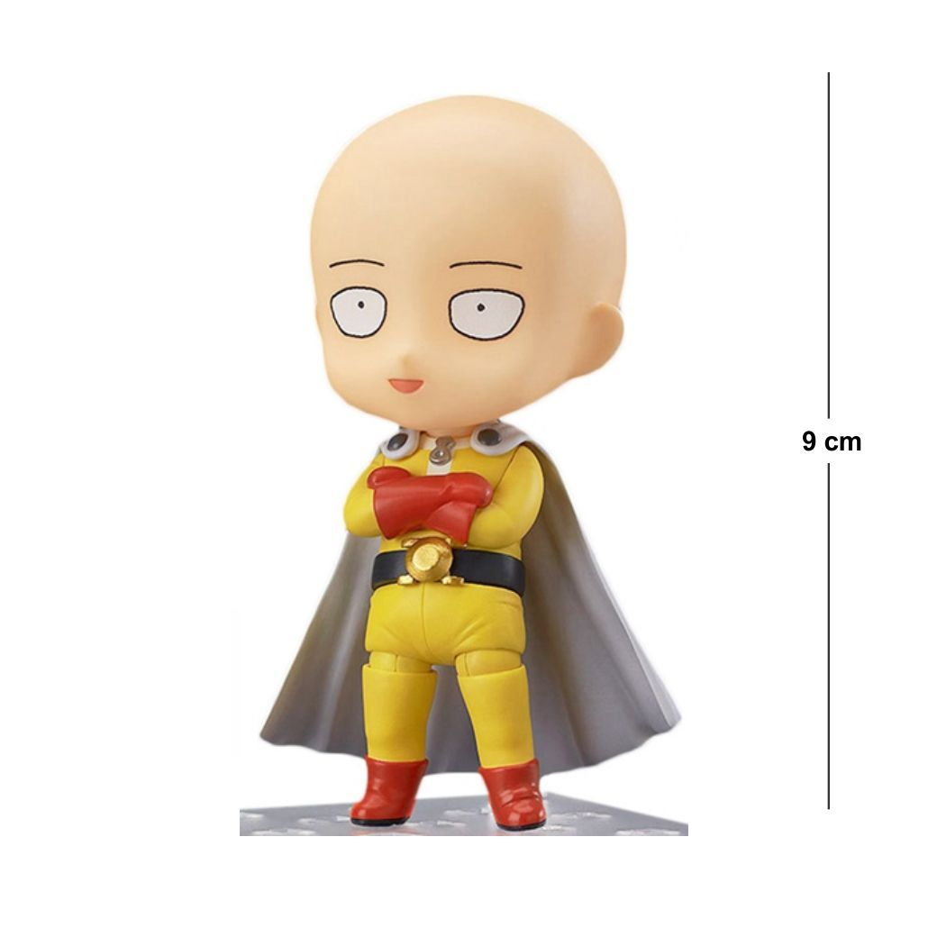 Action Figure One Punch Man Saitama 2 9cm