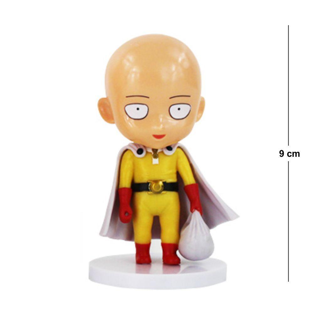 Action Figure One Punch Man Saitama 3 9cm
