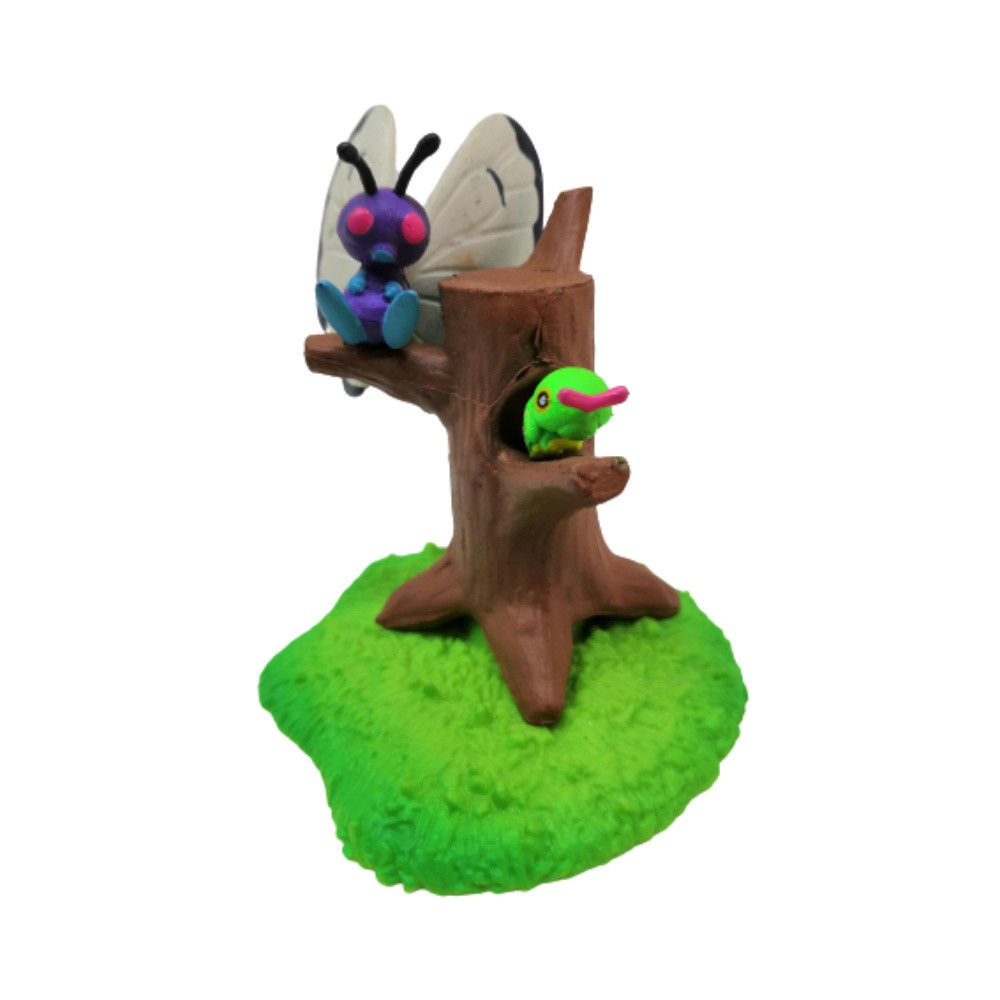Figure Butterfree - Pokémon - 6CM