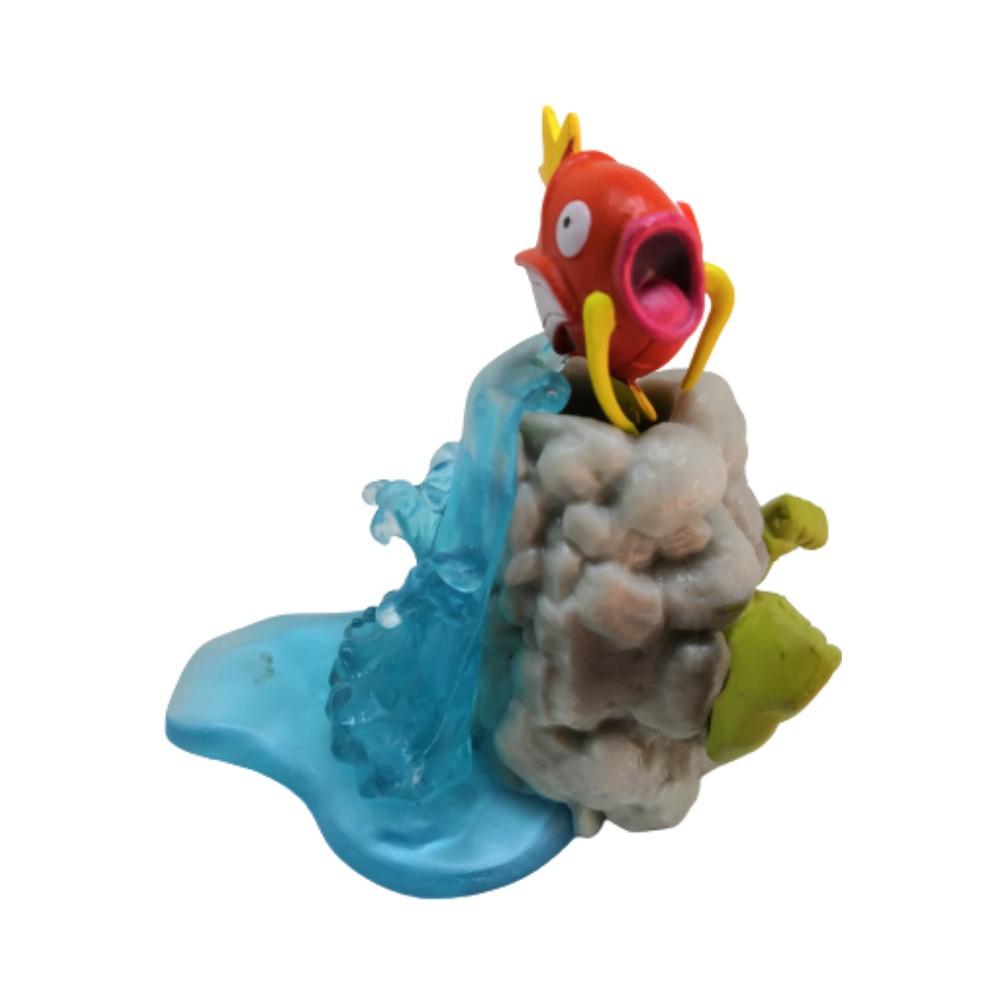 Figure Geodude e Majikarp - Pokémon - 6CM