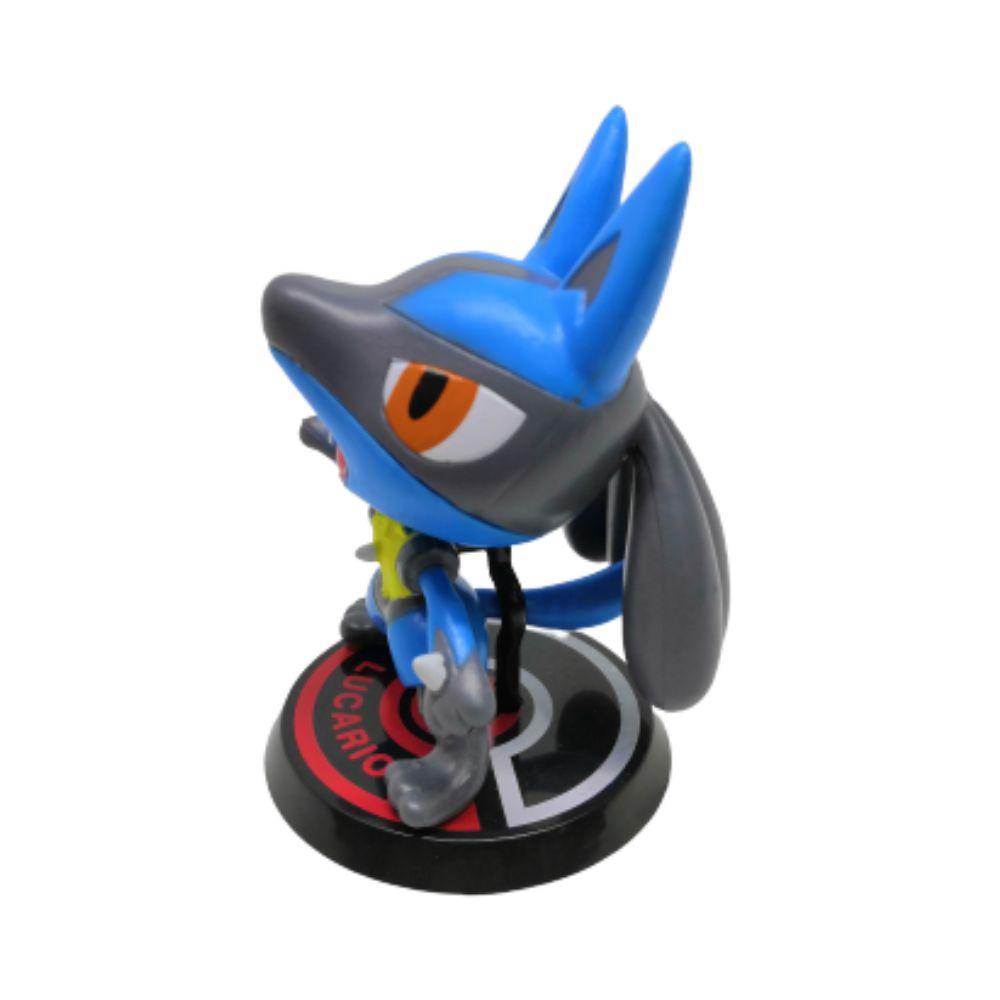 Action Figure Pokemon Lucario 5CM