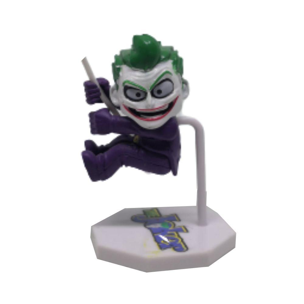 Action Figure Porta Bilhete Coringa Joker 5CM PVC