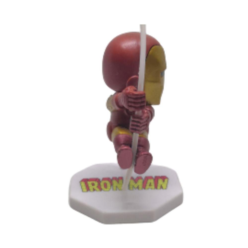 Figure Scalers Homem de Ferro - Marvel - 5CM